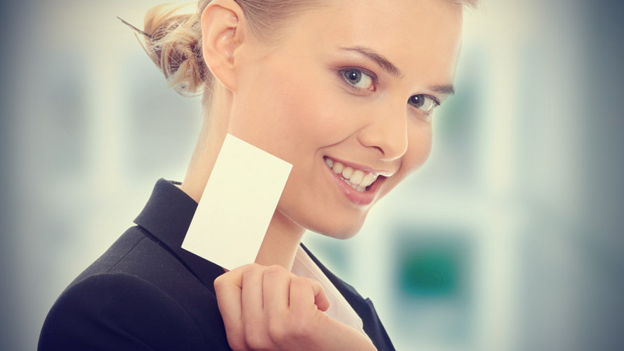 make an impact with your divorce legal services business card